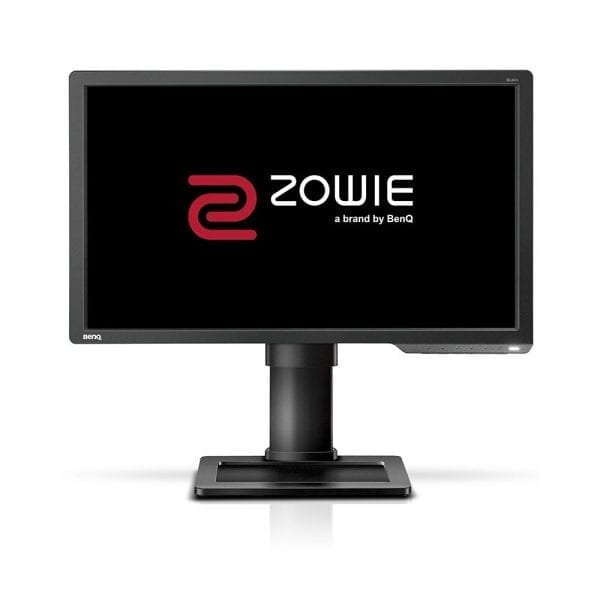 BenQ ZOWIE XL2411P 24 Inch 144 Hz e-Sports Monitor, 1 ms Response Time, Dark Grey