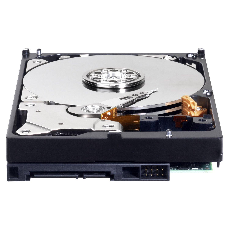 WD Blue 1TB Desktop Hard Disk Drive - SATA 6 Gb/s 64MB Cache 3.5 Inch